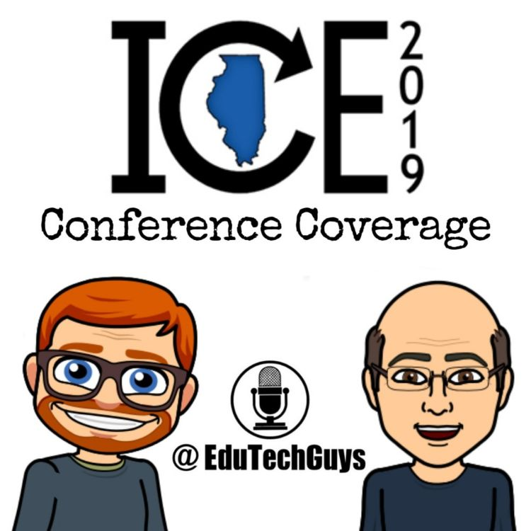 cover art for ICE2019 - Adam Welcome - Tuesday - February 26, 2019