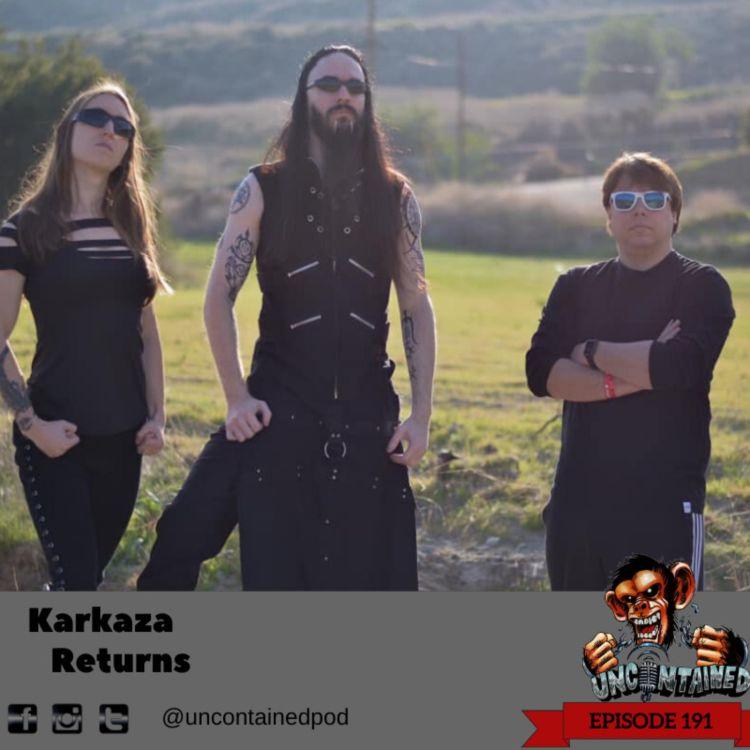 cover art for Episode 191: Karkaza - Returns