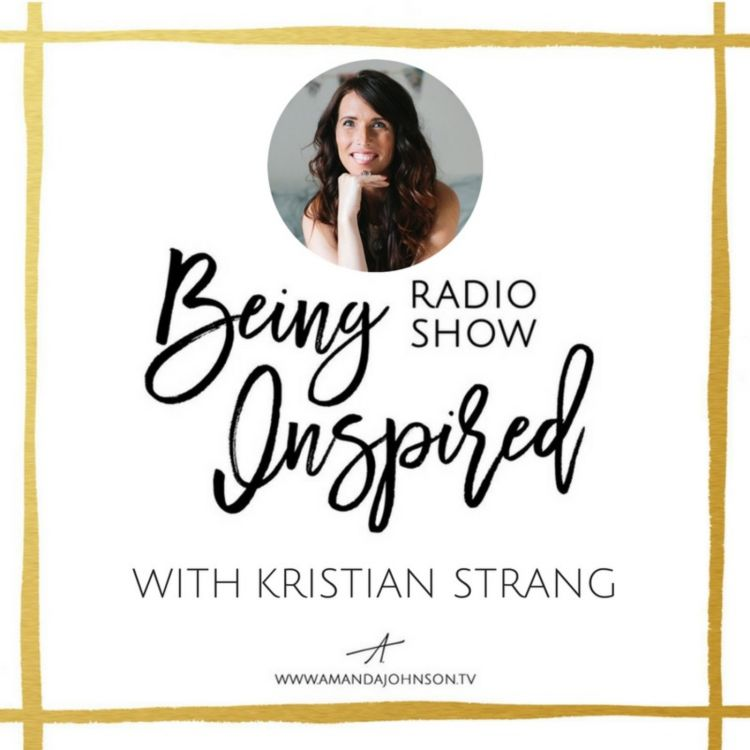 cover art for Ep. 064: On Spirit, Love & Miracles with Kristian Strang