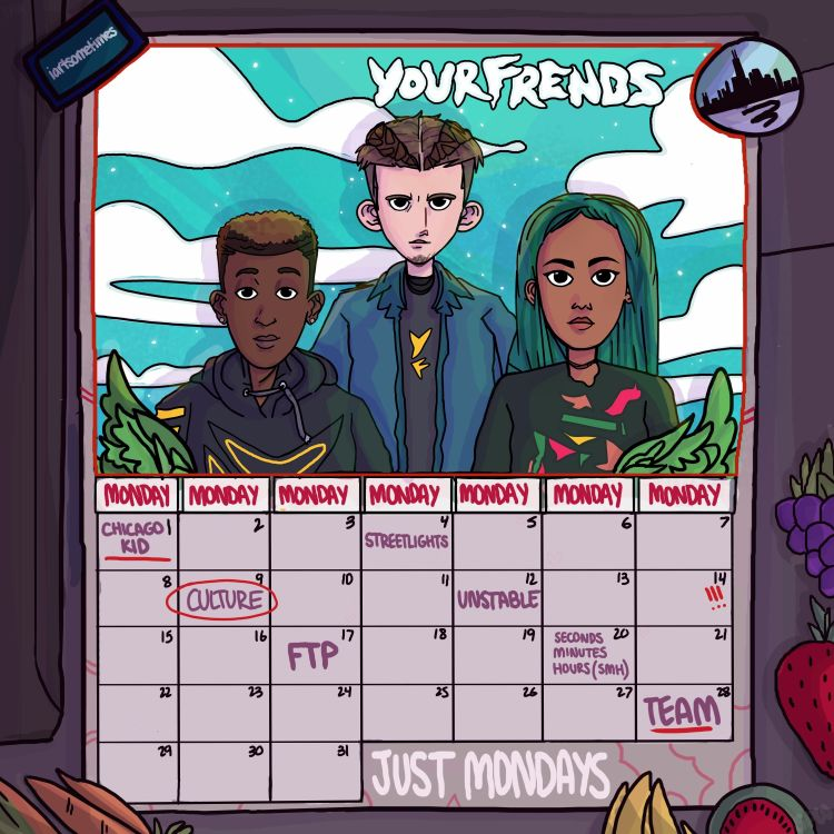 cover art for The YOURFRENDS Episode