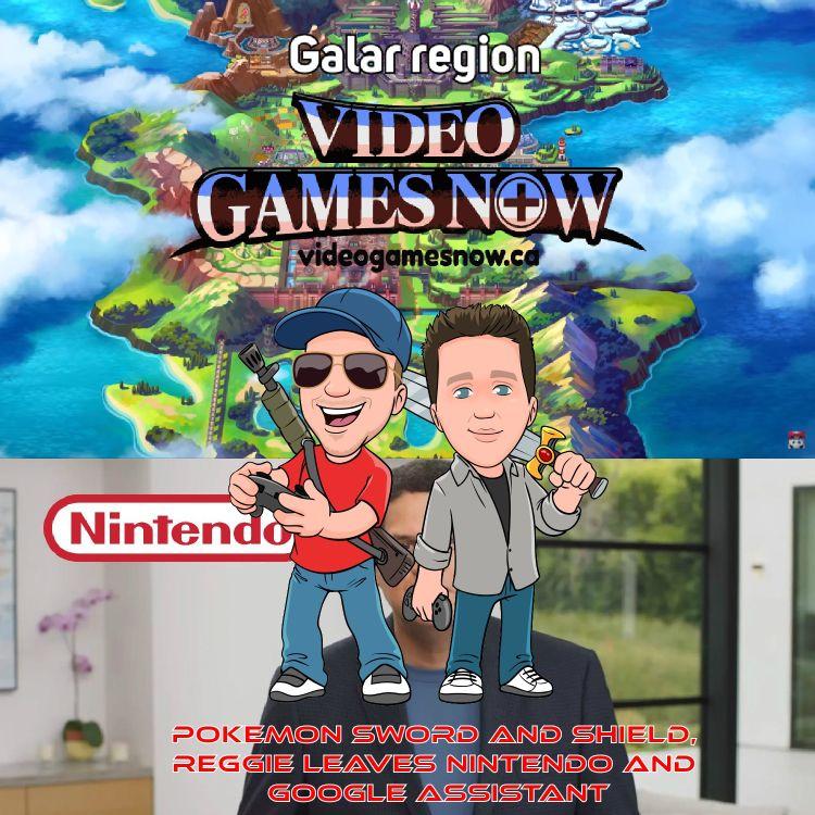 Pokemon Sword And Shield Reggie Leaves Nintendo And Google