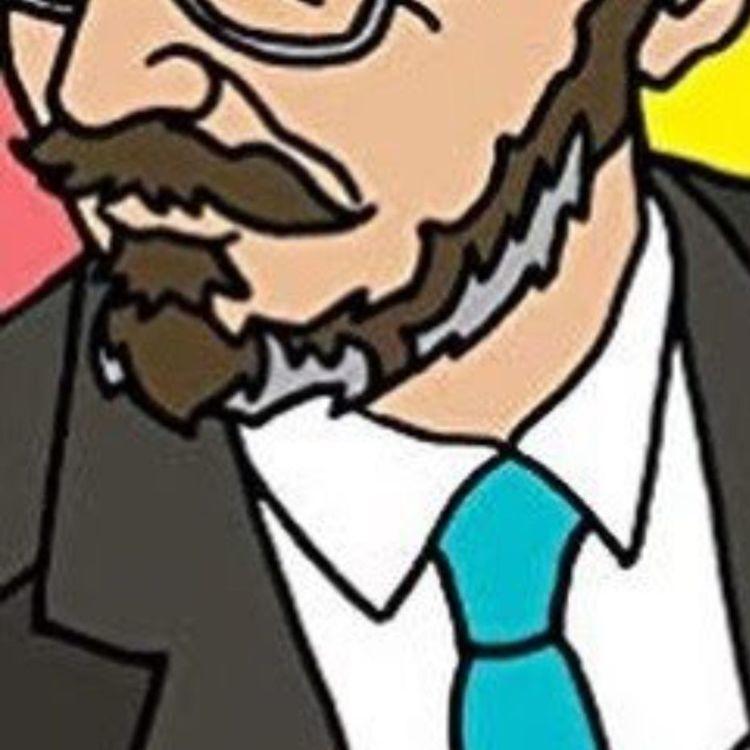 cover art for John Hodgman (returns!) - Episode 72