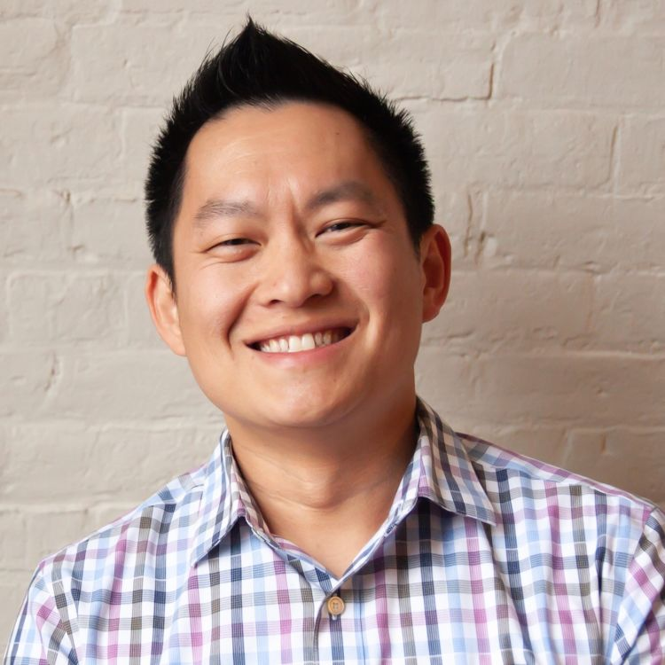 cover art for Start Here Ep. 40: Michael Ly / Reconciled