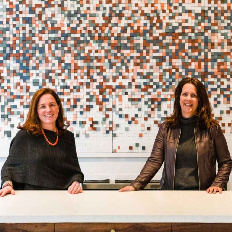 cover art for Start Here Ep. 51: Mary Cullinane & Stacey Rainey / Community Barn Ventures