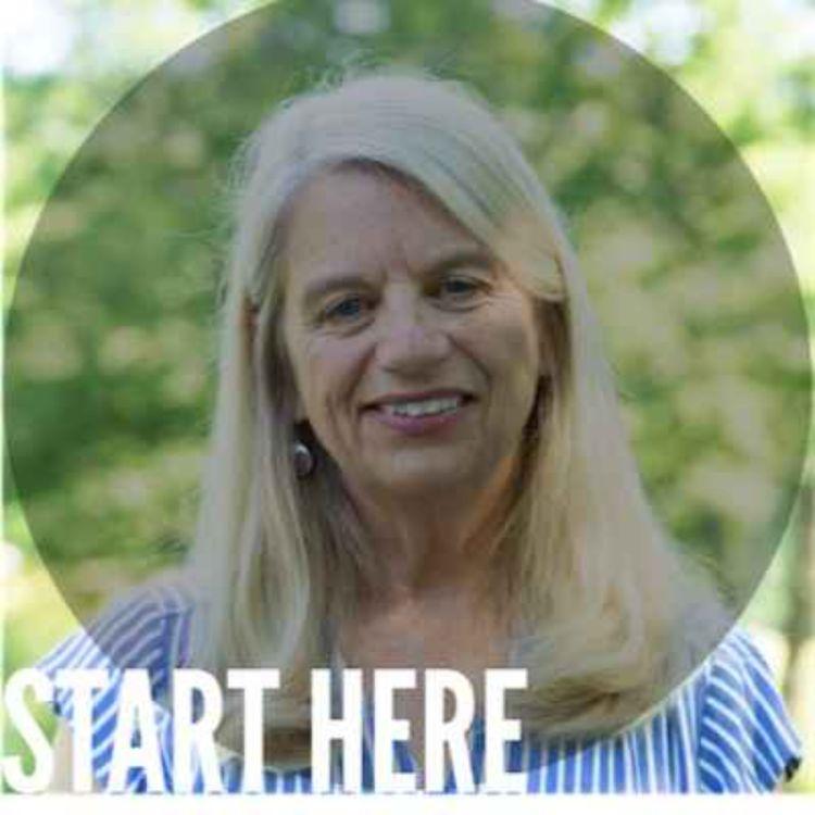 cover art for Start Here Ep. 58: Peggy Farabaugh / Vermont Woods Studios
