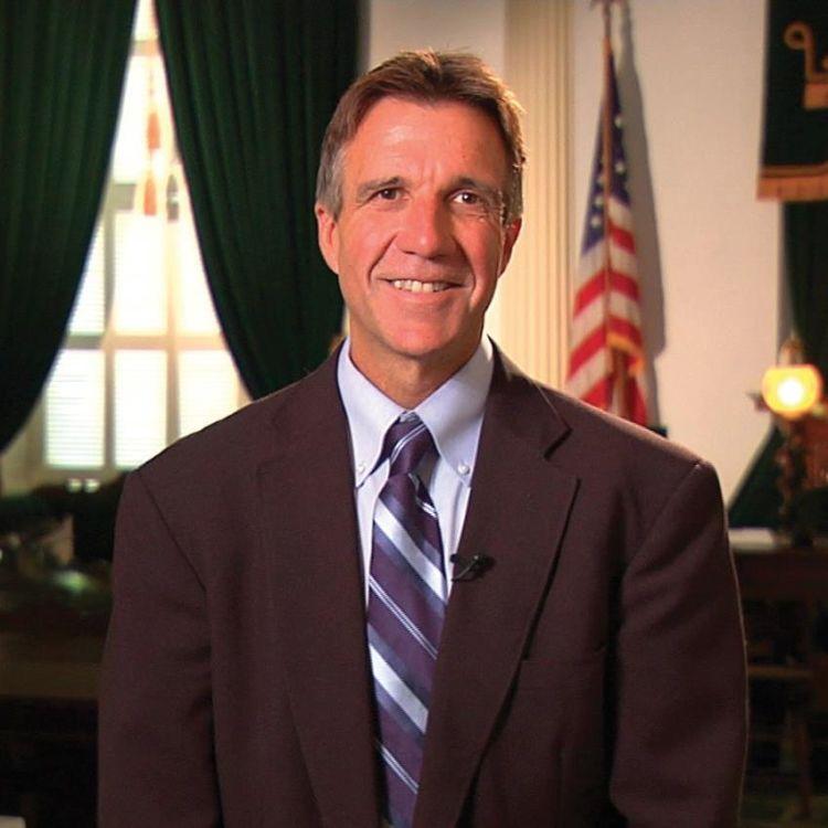 cover art for Start Here Ep. 10: Governor Phil Scott
