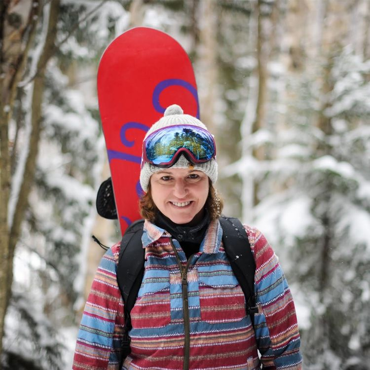 cover art for Start Here Ep. 14: Donna Carpenter/Burton Snowboards