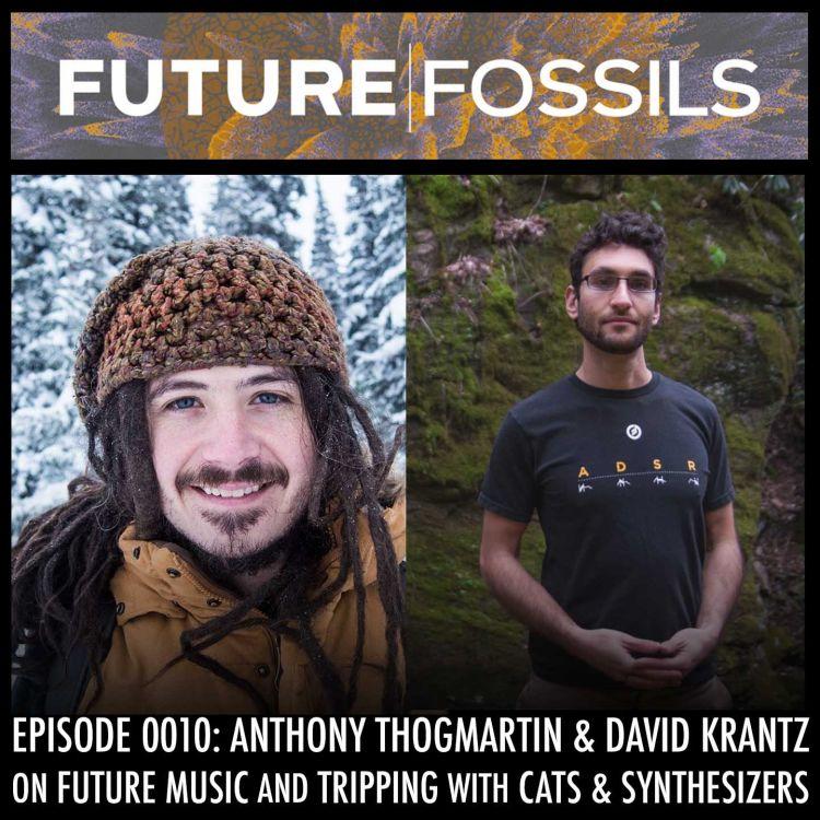 cover art for 10 - Anthony Thogmartin & David Krantz (Future Music)