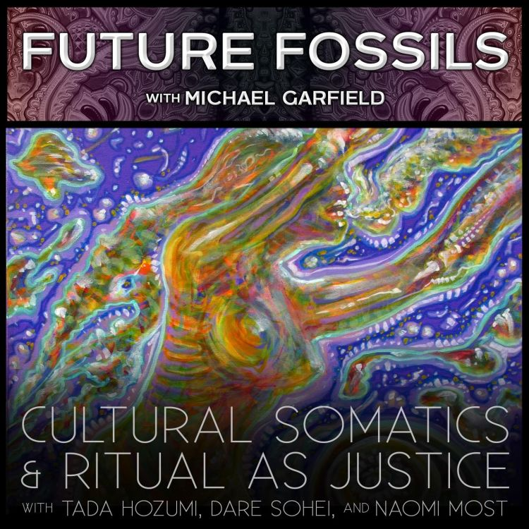 cover art for 149 - Cultural Somatics & Ritual as Justice with Tada Hozumi, Dare Sohei, and Naomi Most