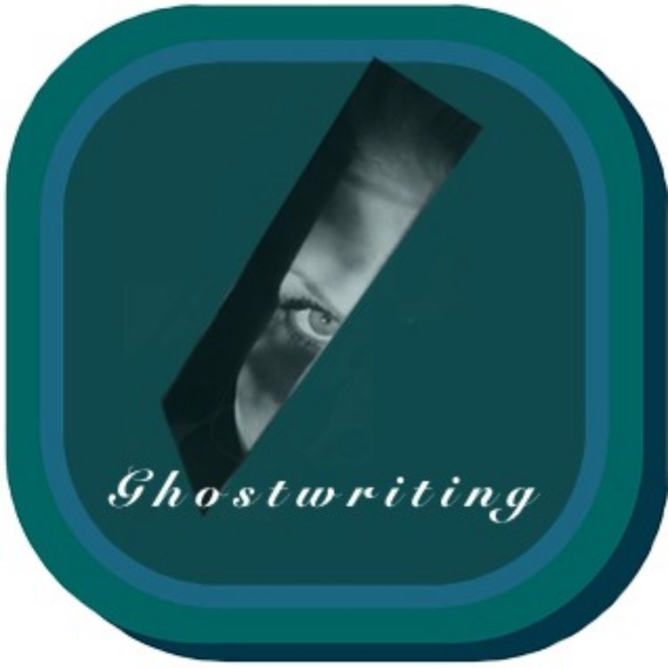 cover art for What's the deal about Ghostwriting?