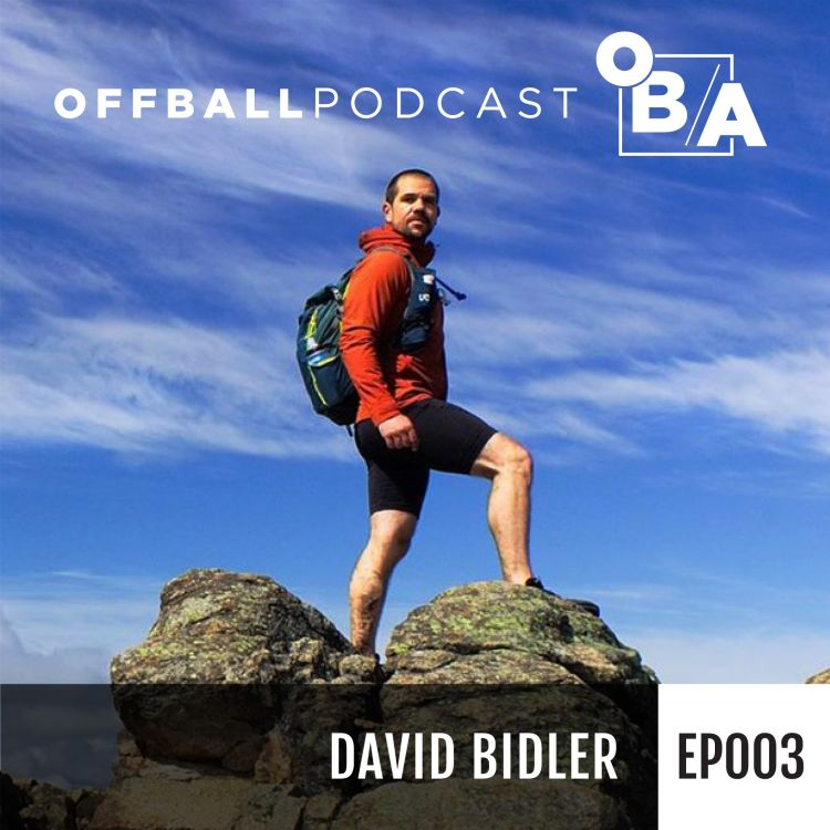 cover art for S3E3 - Resolving the Youth Anxiety Crisis with David Bidler