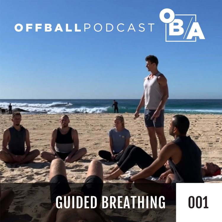 cover art for Guided Breathing 001