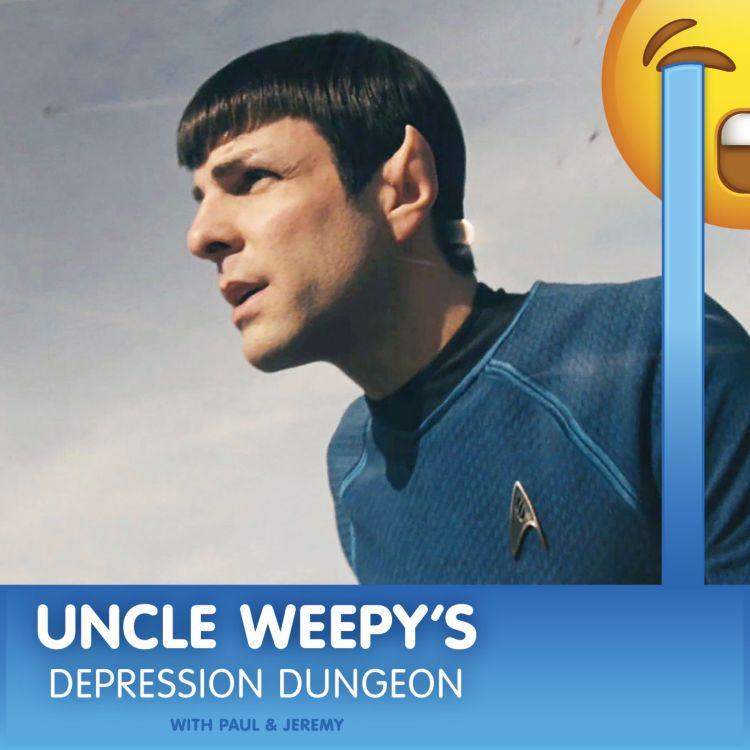 cover art for 33: Hot Spock