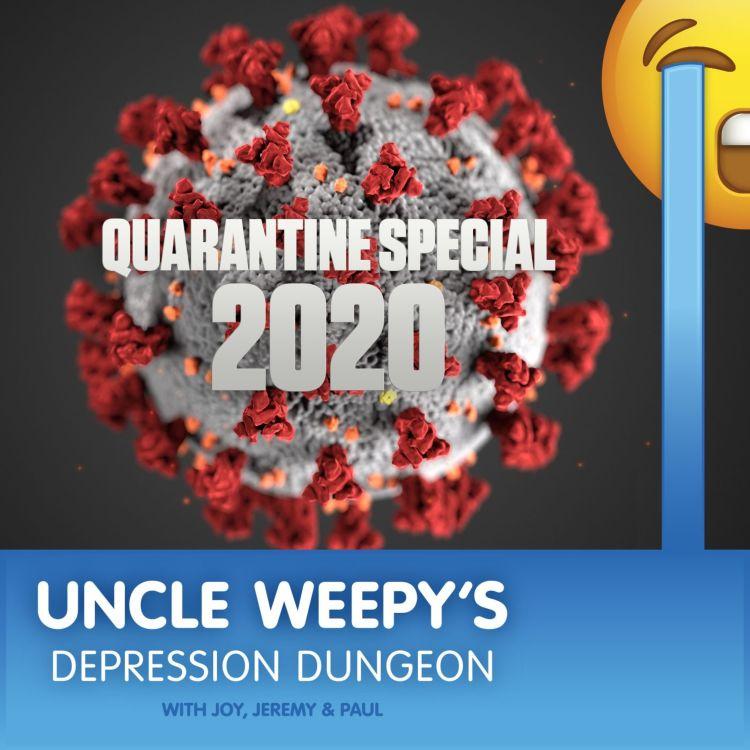 cover art for Quarantine Special: Day 9