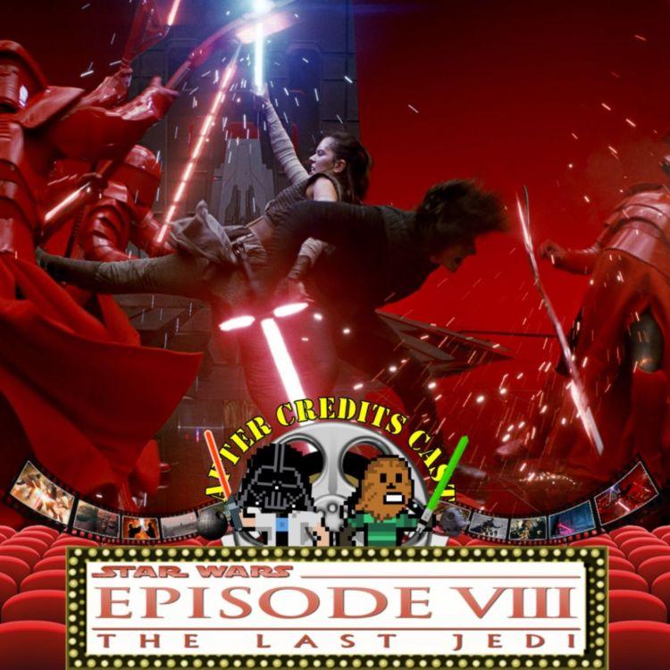 cover art for The Last Jedi | Star Wars