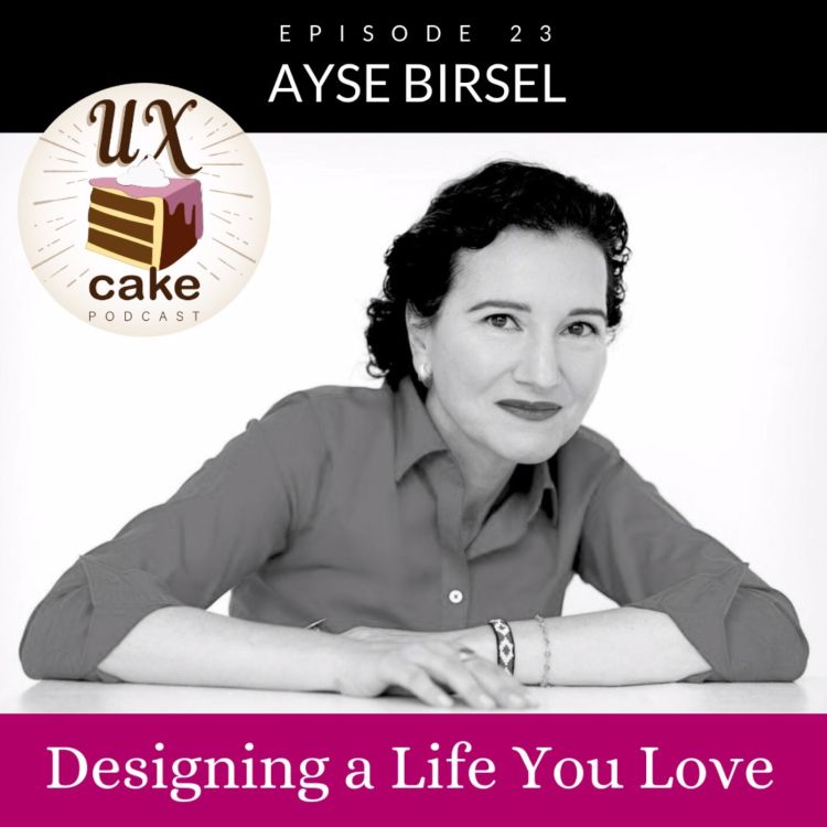cover art for Designing a Life You Love