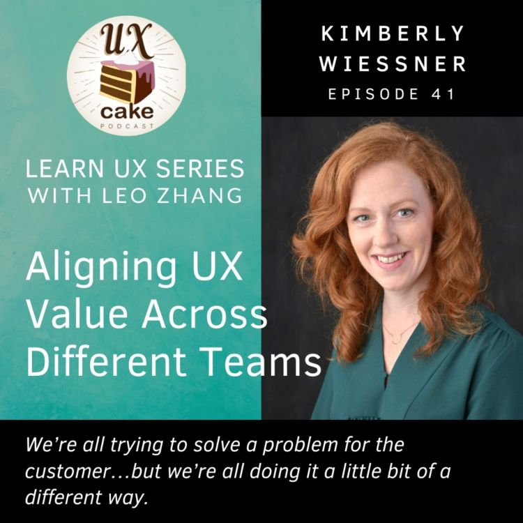 cover art for Learn UX: Aligning UX Value