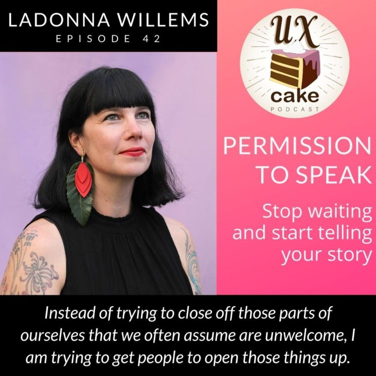 cover art for Permission to Speak