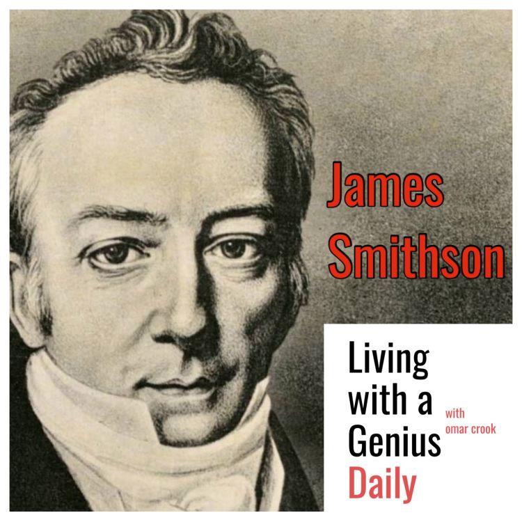 cover art for June 27, 2018 - James Smithson