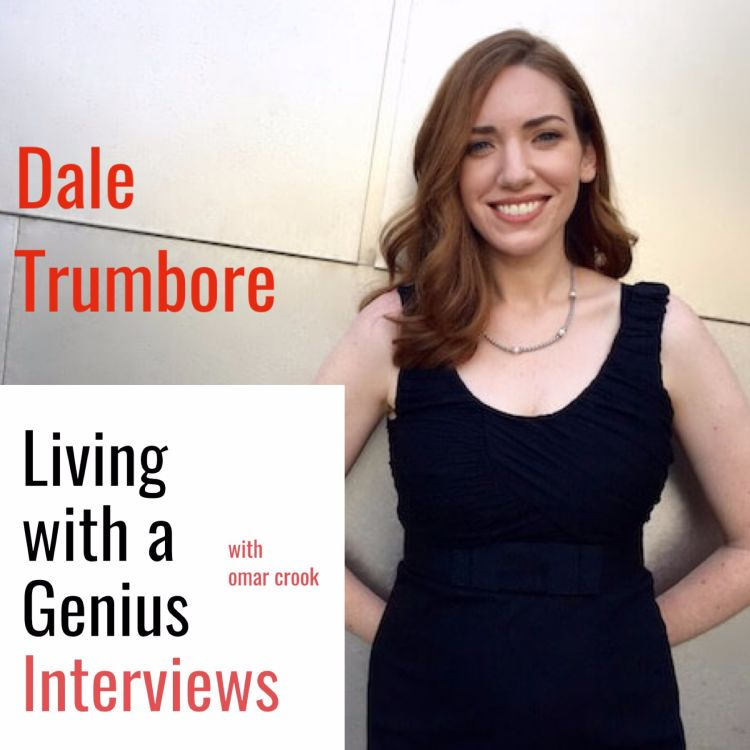cover art for Episode 92: Composer, speaker and author Dale Trumbore