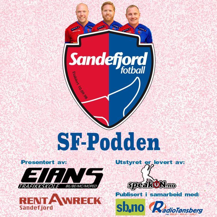 cover art for SF-Podden episode 16 sesong 2 med Alexander Gabrielsen og John Sigve Johnsen