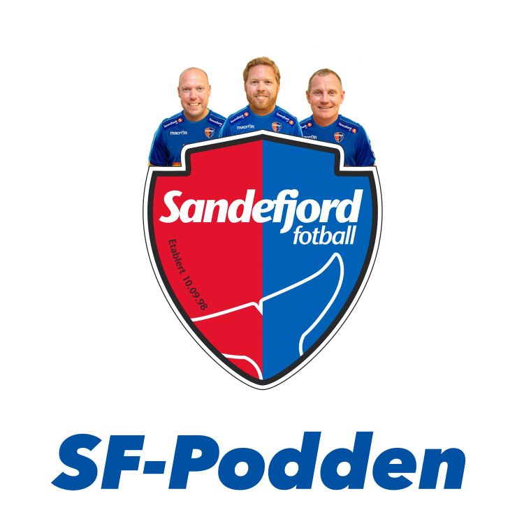 cover art for Sf - Podden Episode 13 Med Kevin Larsen