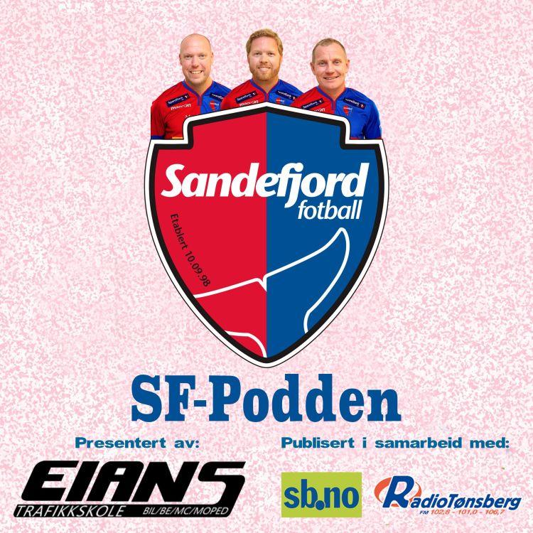 cover art for SF - Podden Episode Sesong 2, episode 9 med Espen Strøm-Normann