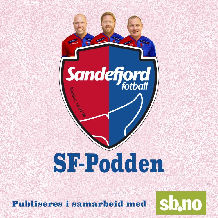 cover art for SF - Podden Episode Syv Med Erik Mjelde