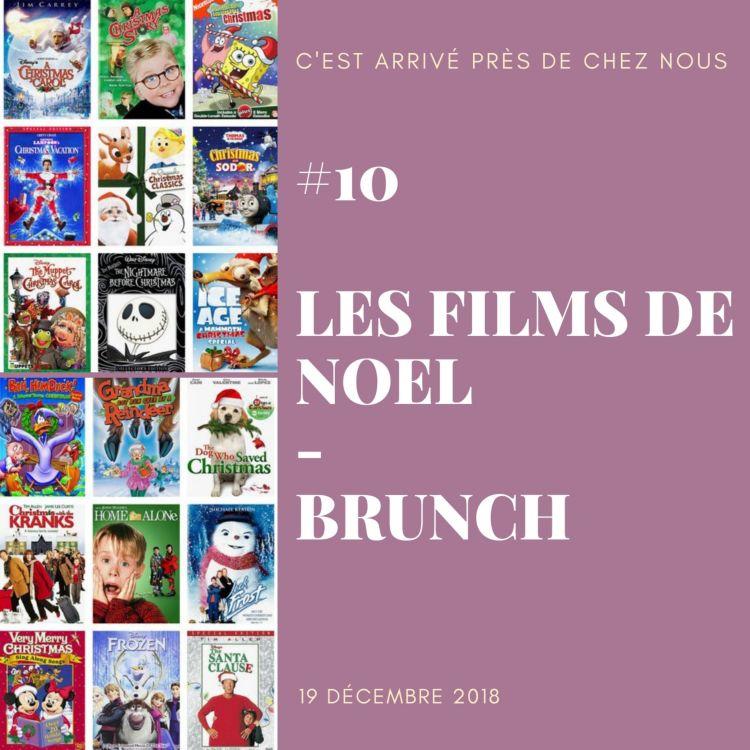cover art for #10 Les films de Noël