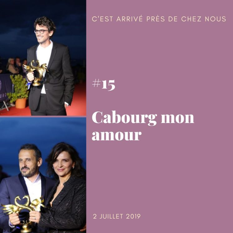 cover art for #15 Cabourg mon amour