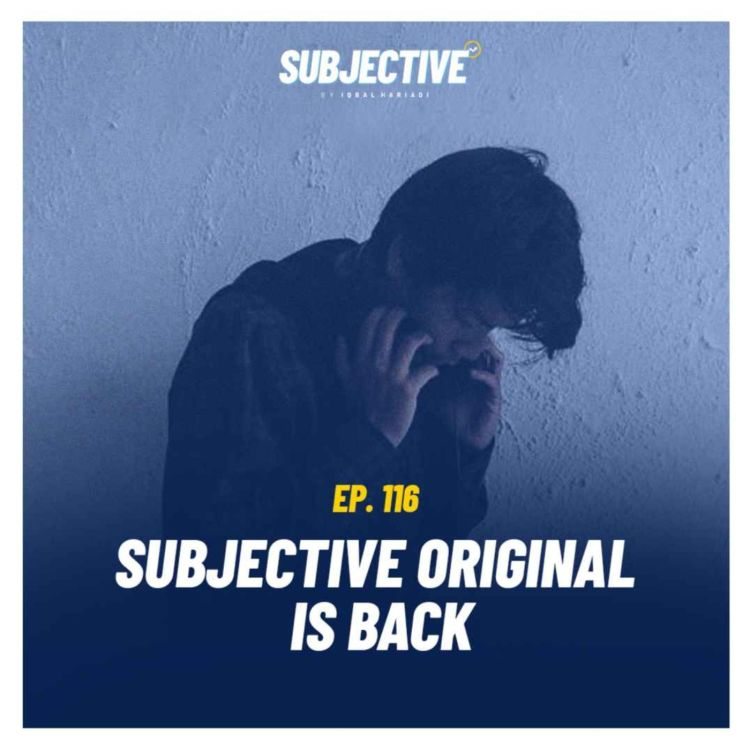 cover art for 🗣️ Subjective Original Is Back