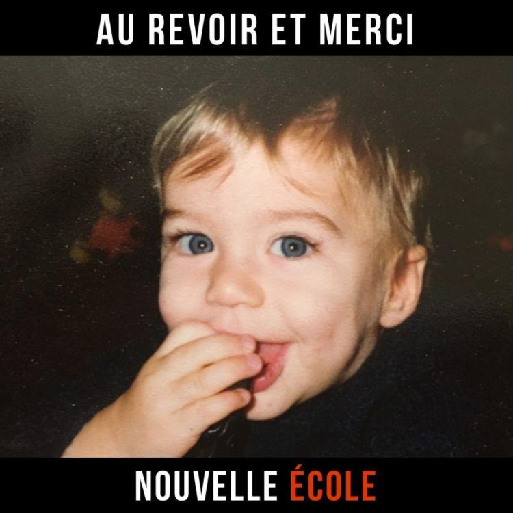 cover art for Au revoir et merci !