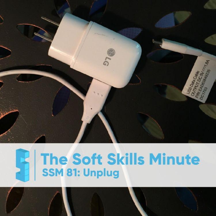 cover art for SSM 81: Unplug