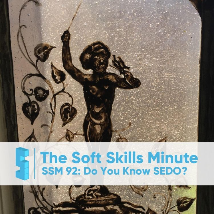 cover art for SSM 92: Do You Know SEDO?