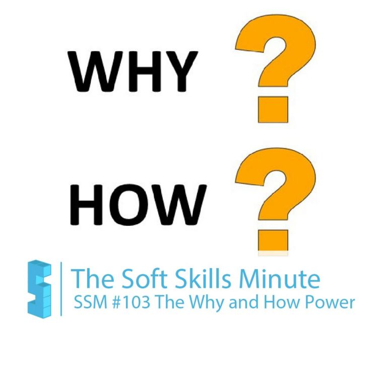 cover art for SSM 103: The Why and How Power