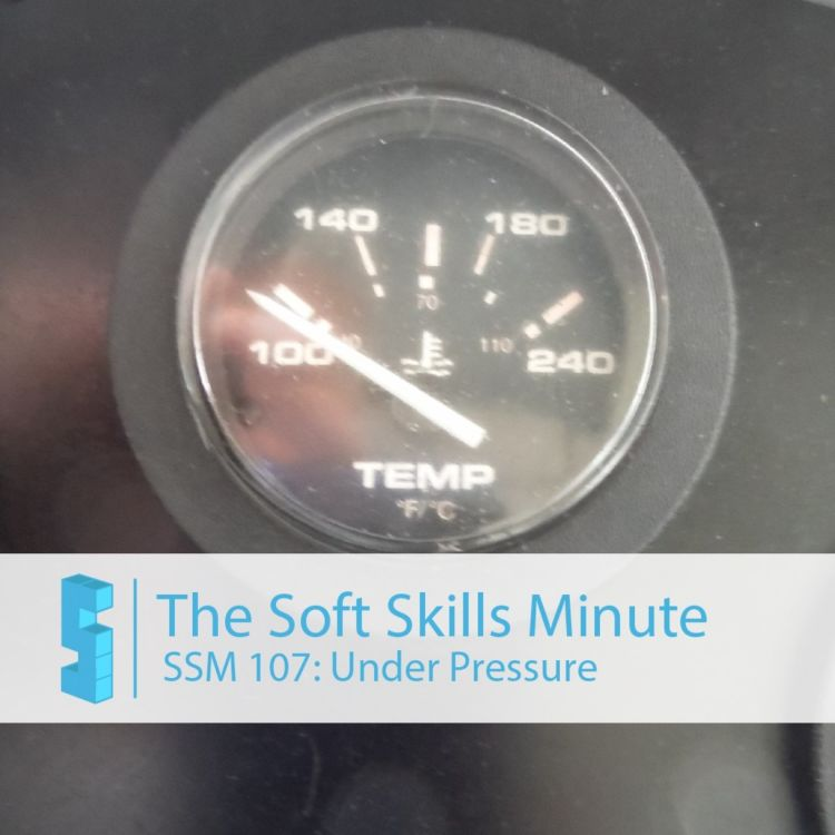 cover art for SSM 107: Under Pressure