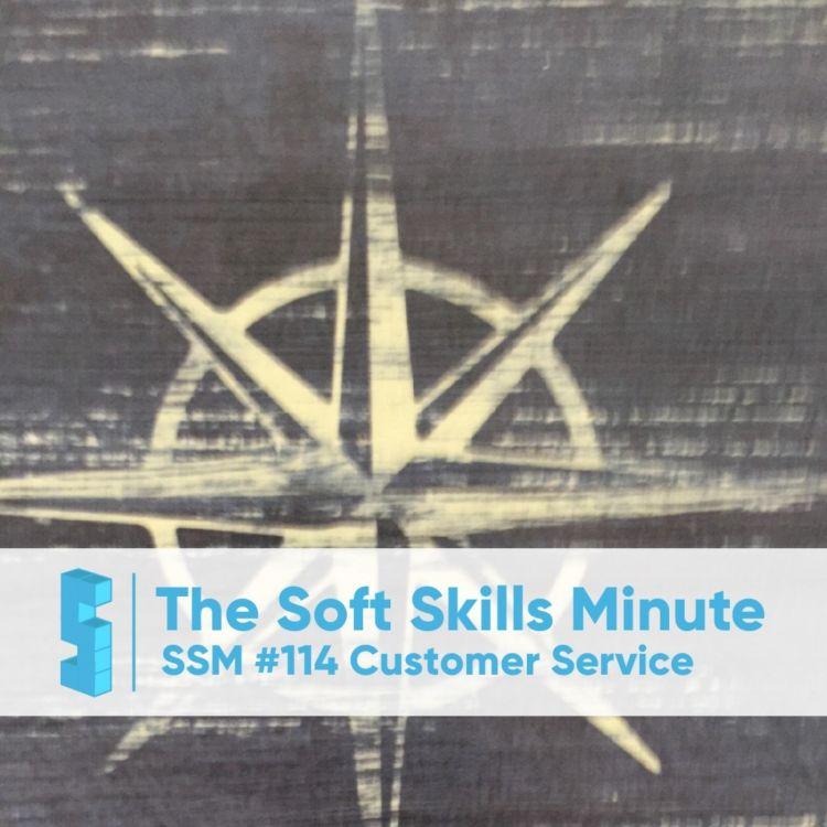 cover art for SSM 114: Customer Service