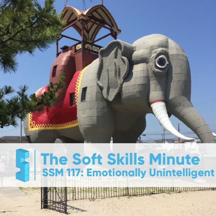 cover art for SSM 117: Emotionally Unintelligent