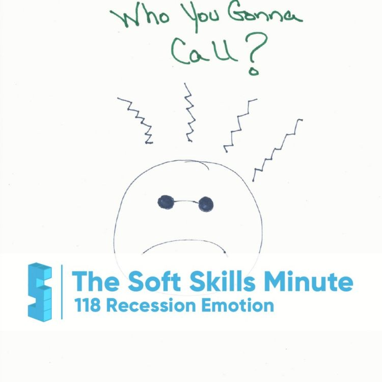 cover art for SSM 118: Recession Emotions