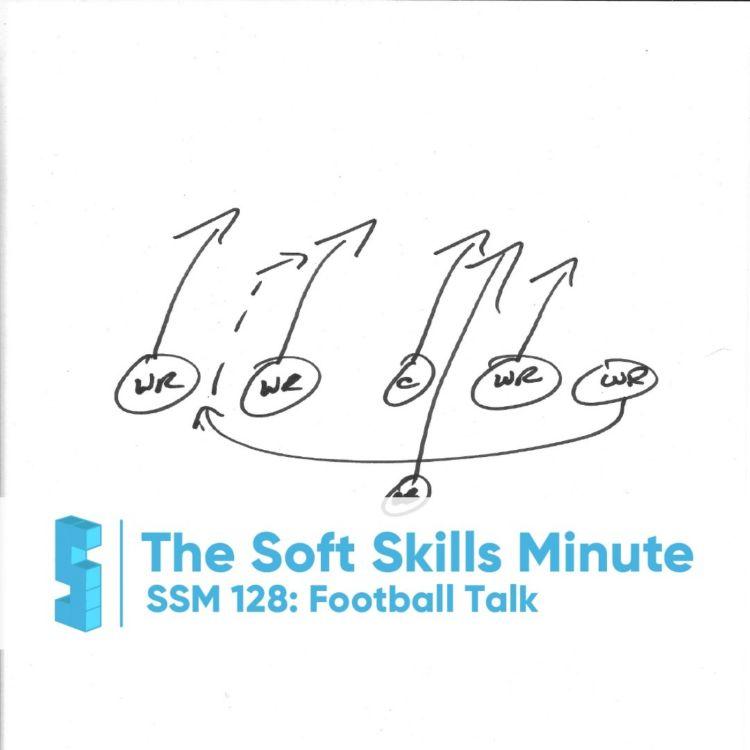 cover art for SSM 128: Football Talk