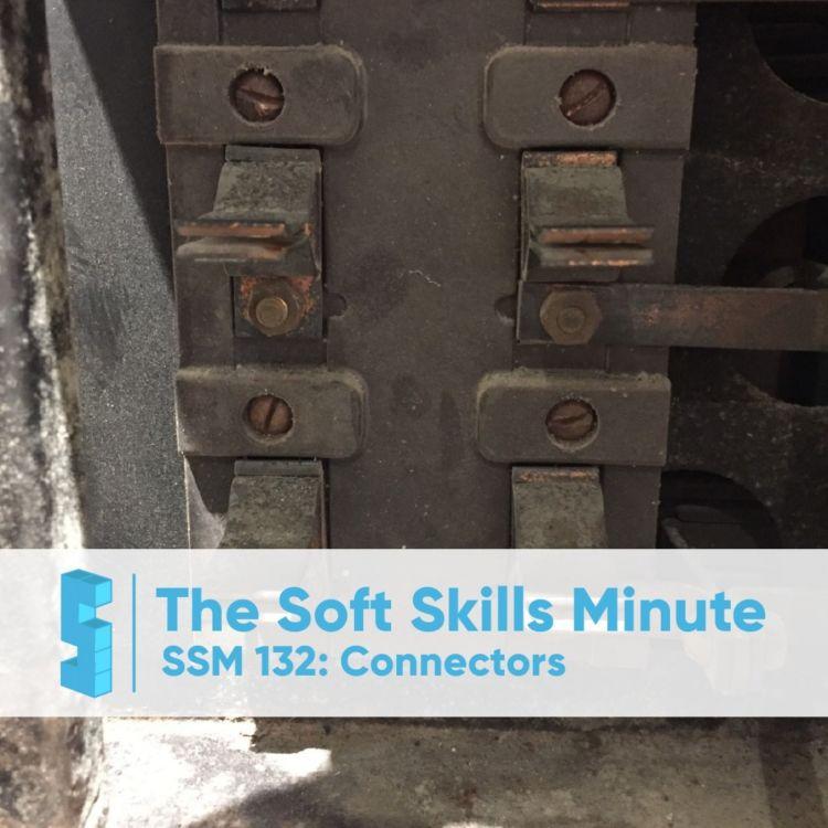 cover art for SSM 132: Connectors