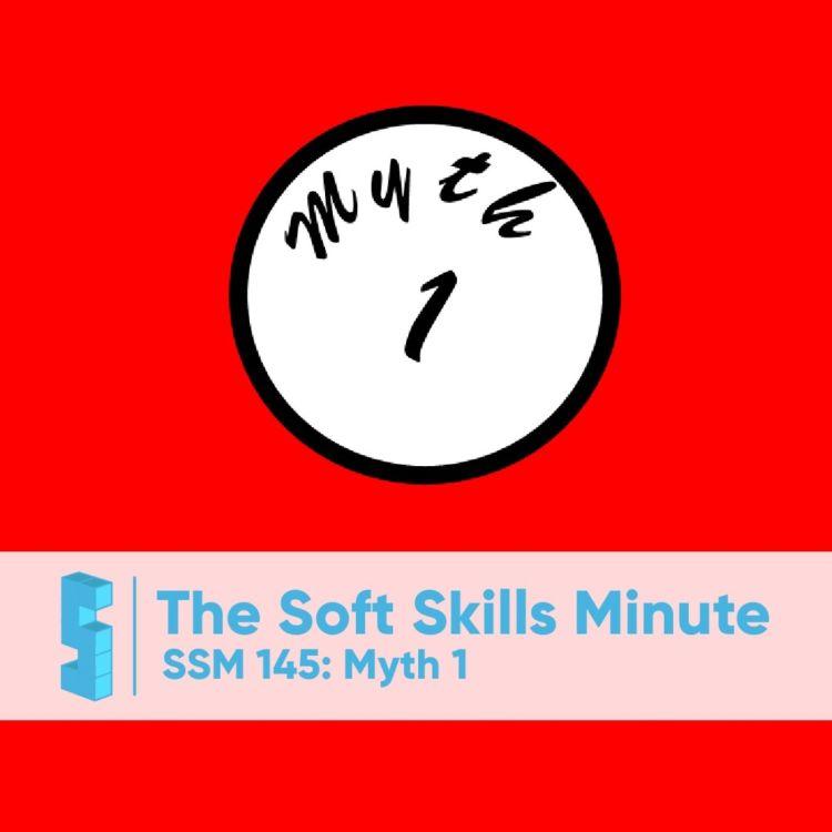 cover art for SSM 145: Myth 1