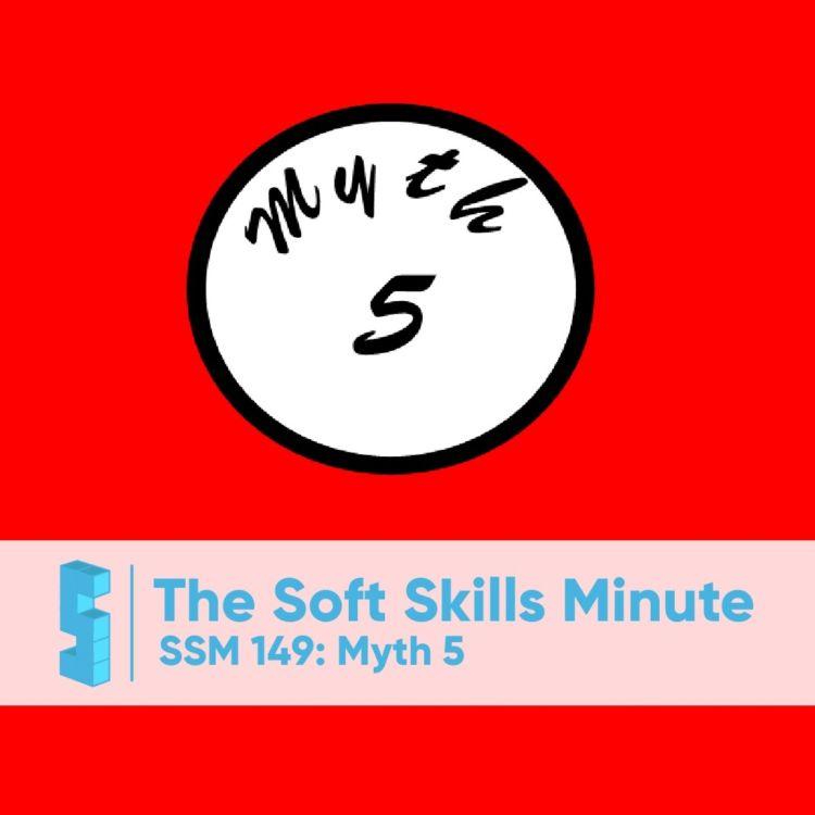 cover art for SSM 149: Myth 5