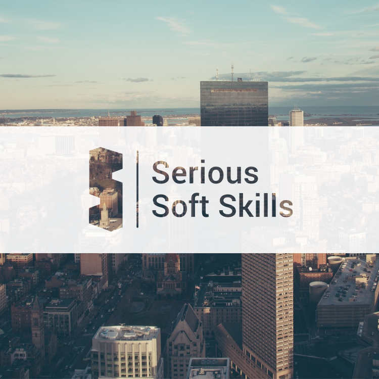 cover art for Serious Soft Skills Minute 17: Being Persistent and Resilient
