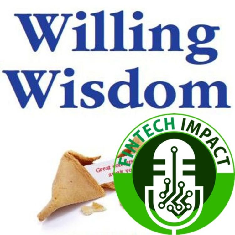 cover art for Willing Wisdom Index with Tom Deans (Founder) | E95