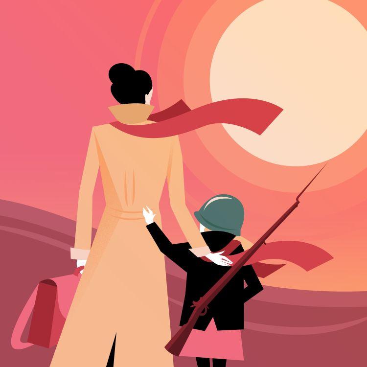 cover art for Le combat de Sylvie, mère et séropositive