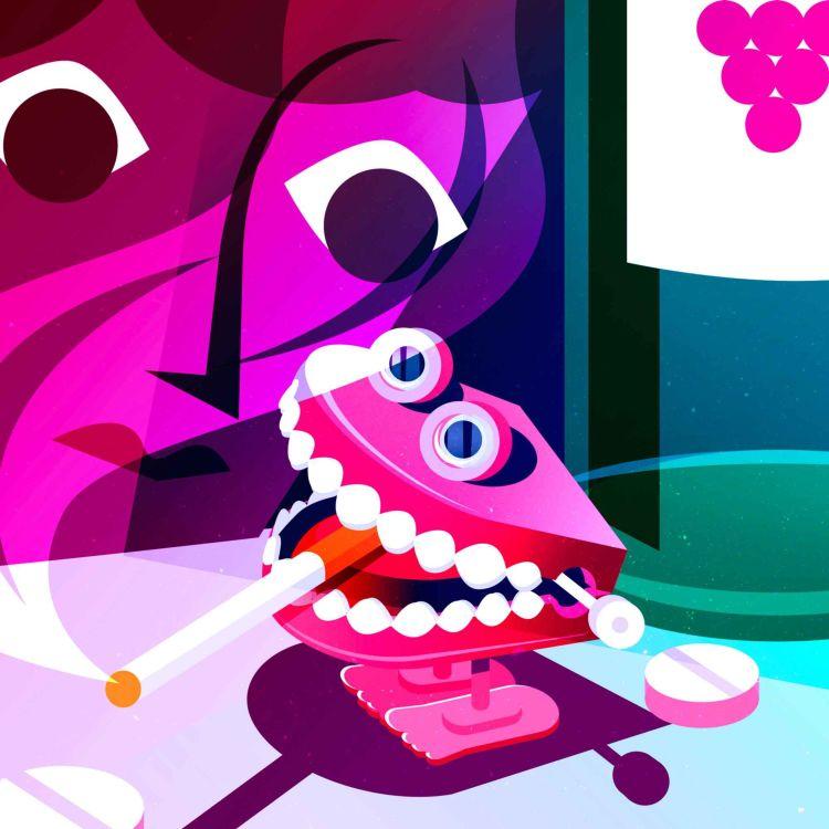 cover art for «Être un homme» dans l'enfer des troubles alimentaires