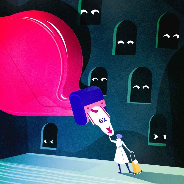 cover art for Dans la vie de Nelly, 60 ans, à l'aide sociale