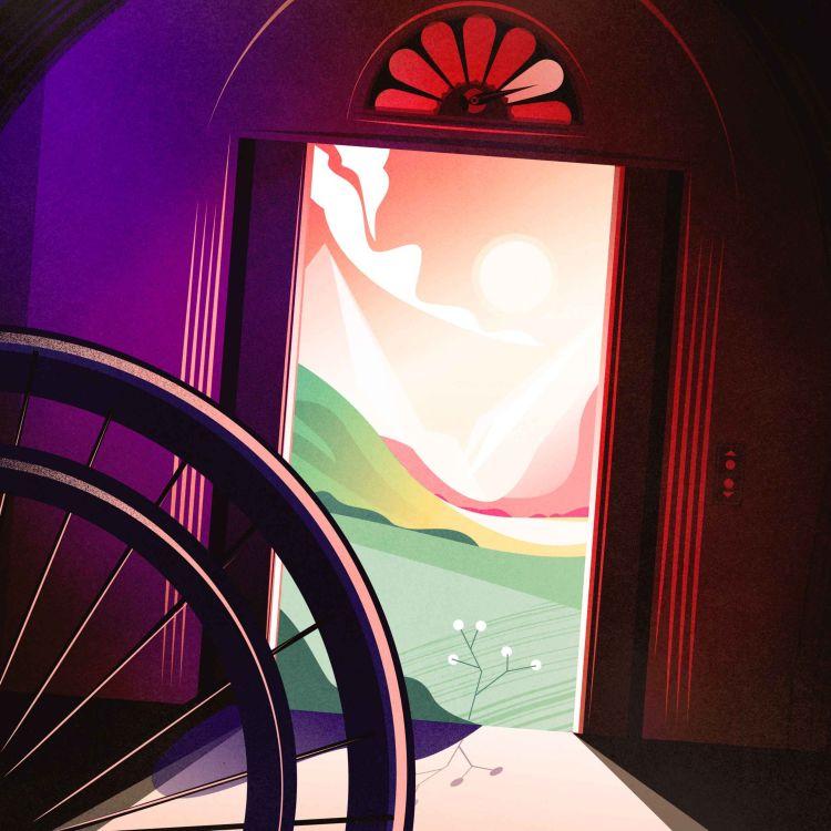 cover art for Avoir 20 ans, et un futur en chaise roulante