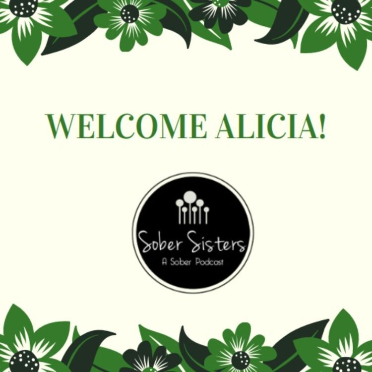 cover art for Welcome Alicia!